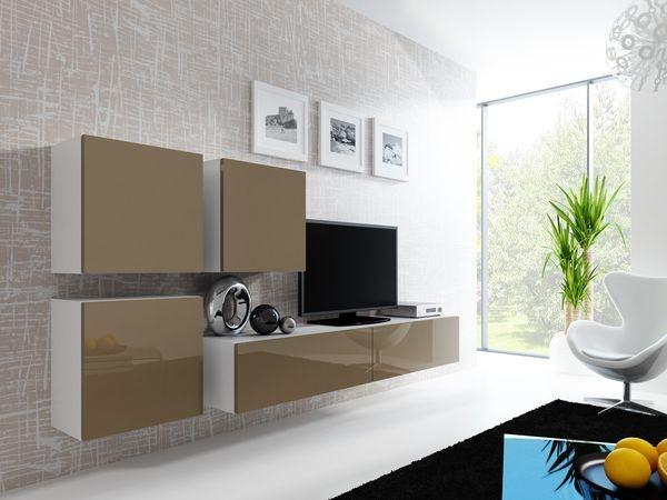 Mobili per soggiorno set completo - Viral quadrata I.