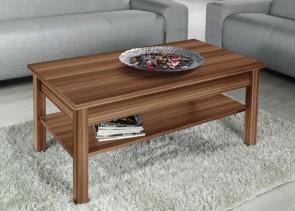 prugna opaco tavolino moderno da salotti