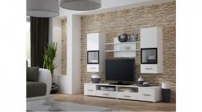 Mobile soggiorno moderno -  Neve