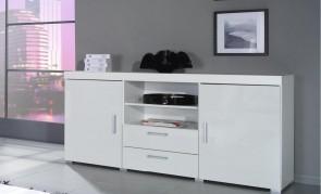 Bianco opaco/ bianco lucido